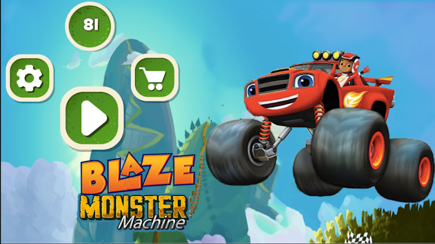 The Blaze and Monster Hill Racing Machines 2018