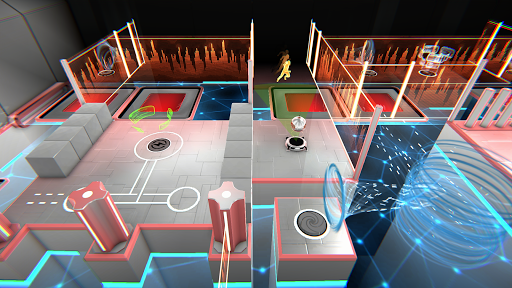 ARKNET: Singularity – Stealth Action Adventure 1.0.0 screenshots 1