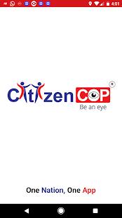 CitizenCOP - náhled