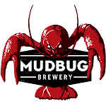 Logo for Mudbug Brewing