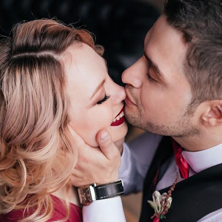 Свадебный фотограф Саша Прохорова (SashaProkhorova). Фотография от 21.11.2017