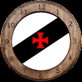 Relógio Vascaino - Não Oficial