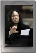 Foto: Mann am Klavier