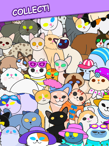 Cats Tower - Adorable Cat Game!  screenshots 21