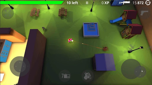 Shades - Combat Militia  screenshots 18
