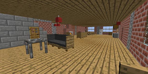скачать карту с мех домом на minecraft 1.9 #4