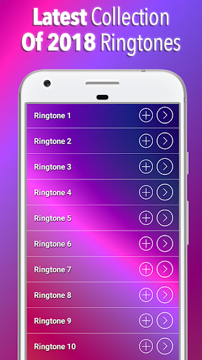 New Ringtones 2018 1.2 screenshots 7