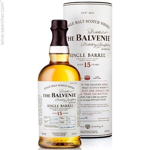 Logo for The Balvenie 12yr Single Barrel