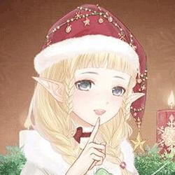 聖夜のクリスマス