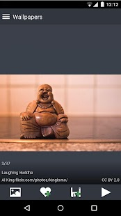 Buddha Wallpapers- screenshot thumbnail