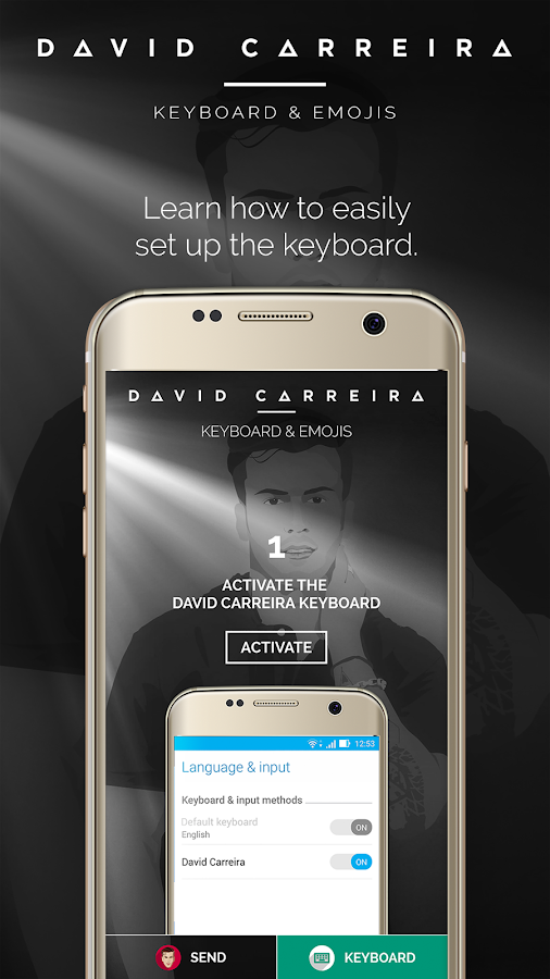 DCMOJI by David Carreira- screenshot