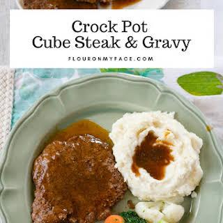 Cube Steak Onion Soup Mix Crock Pot Recipes.