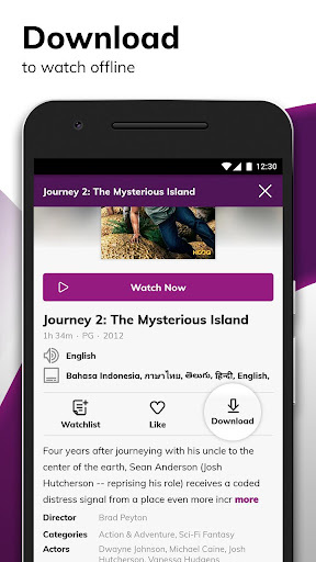 HOOQ screenshot 7