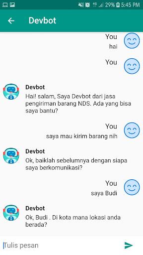 Devbot screenshot 3