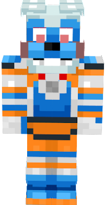 original skin: toy bonnie by legoskeleton