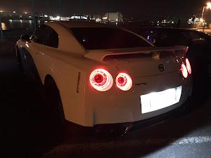 NISSAN GT-R  2014のカスタム事例画像 タニユキさんの2018年11月10日22:24の投稿