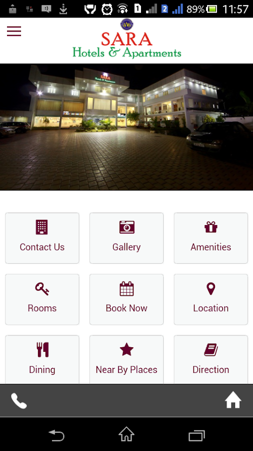 Sara Hotels & Apartments- screenshot