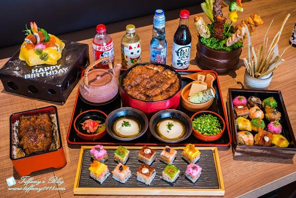 大江戶町鰻屋二店--無敵一家 鰻や/全台最美的鰻魚飯
