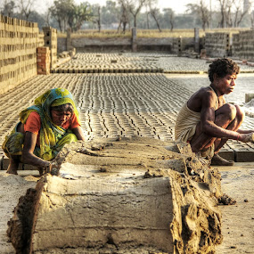 by Babu Mallick - Professional People Factory Workers
