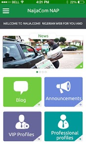 Naija.com NAP- screenshot thumbnail