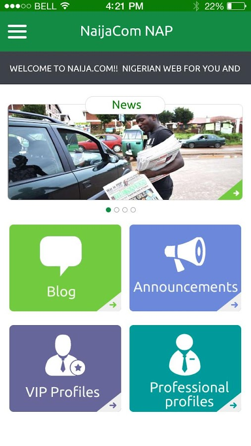 Naija.com NAP- screenshot