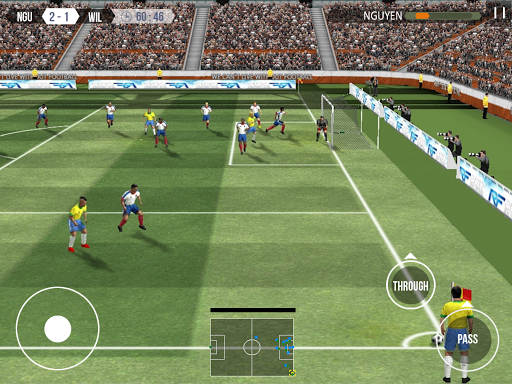 Real Football 1.5.0 Screenshots 6