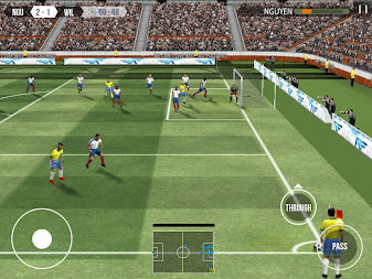 Real Football APK screenshot thumbnail 18