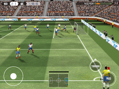 Real Football MOD APK (Unlimited Money & Gold) 6