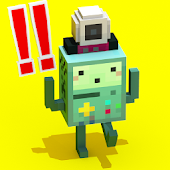 Crossy Robot  Mixed Skins