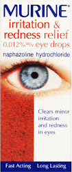 Murine Irritation and Redness Relief Eye Drops Solution - 10ml