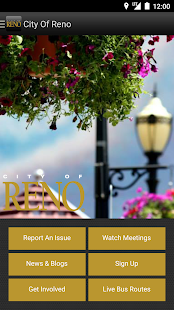 City Of Reno- screenshot thumbnail