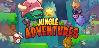 Jungle Adventures: Super World