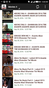 Ghallywood Ghana Movies- screenshot thumbnail