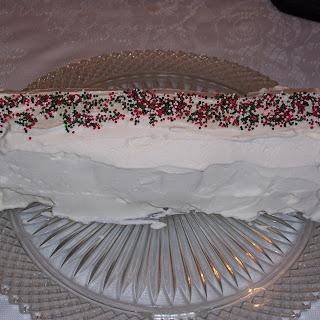 Ice Box Cake.