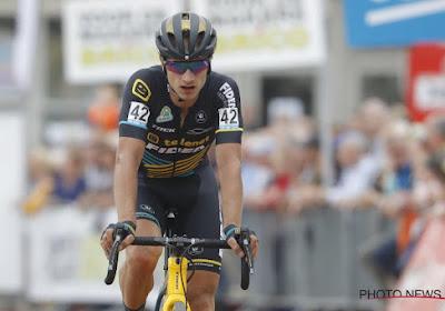 Quinten Hermans boekt een knappe twee op twee in Flèche du Sud, Toon Aerts mee op het podium