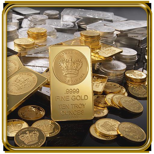 财经の金価格 LOGO-記事Game
