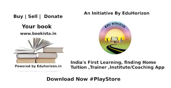 Bookista-Buy , sell ,donate used/old books near u. 2