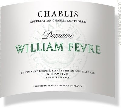 Logo for William Fevre Chablis Domaine