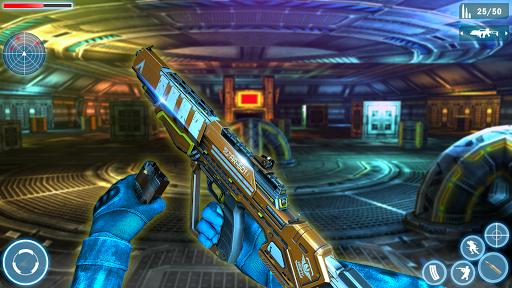 Robot Shooting FPS Counter War Terrorists Shooter 2.8 screenshots 1