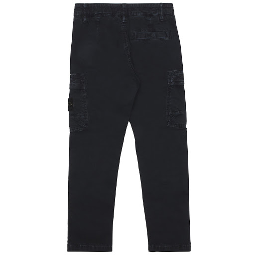 Thumbnail images of Stone Island Cotton Cargo Trouser