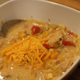Oktoberfest Chicken Chili #SundaySupper