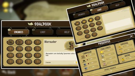 Rogue Soul 2: Side Scrolling Platformer Game 1.0.0 screenshots 2