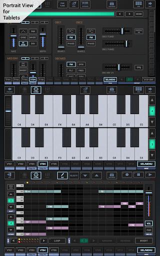 G-Stomper VA-Beast Synthesizer
