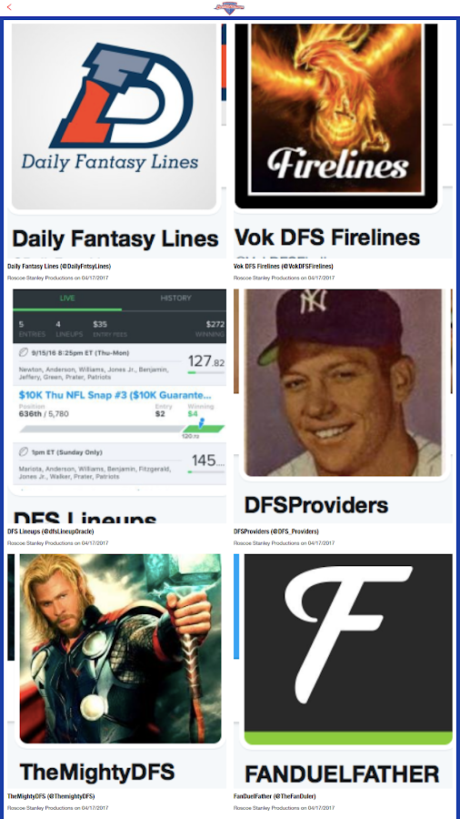 Freedfspicks- screenshot