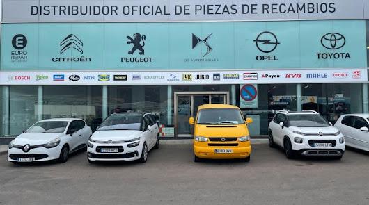 Nuevas instalaciones de recambios en Ejido Motor