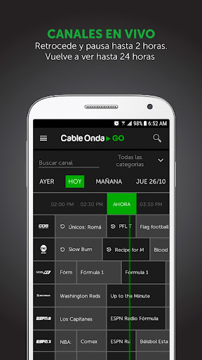 Cable Onda Go 2.0.1 screenshots 2