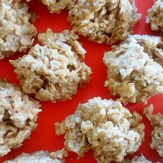 Easy No-bake Butterscotch Coconut Oaties.