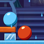 Small Ball Rainstorm Escape