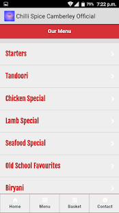 ChilliSpice Camberley Official- screenshot thumbnail