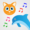 Animal Sounds and Fun Sound Effects icon